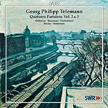 Quatuors Parisiens Vol.2 & 3