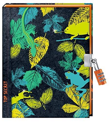 Tagebuch - Nature Zoom - Top Secret (Alben & Geschenke für Kinder) -