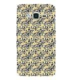 PrintVisa Designer Back Case Cover for Samsung Galaxy J3 (6) 2016 :: Samsung Galaxy J3 2016 Duos :: Samsung Galaxy J3 2016 J320F J320A J320P J3109 J320M J320Y (Girly Pattern Tribal Floral Fabric Culture Rajastan Andhra)
