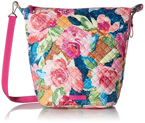 Vera Bradley womens Carson Hobo Bag - Signature