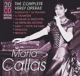 María Callas: Operas de Verdi
