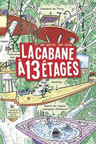 La Cabane à 13 étages poche , Tome 01: La cabane à 13 étages