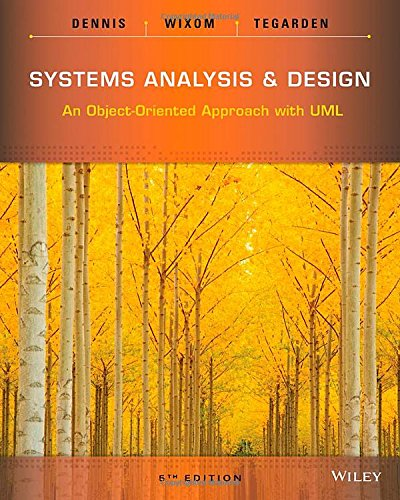 Read Pdf Systems Analysis And Design An Object Oriented Approach With Uml Hot Books Pdf3