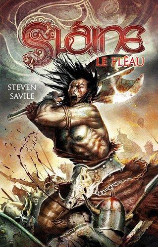 Slaine, Tome 2 : Le fléau par Steven Savile