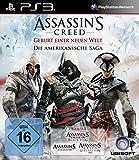 Assassin's Creed - Geburt einer neuen Welt: Die Amerikanische Saga - [Playstation 3]