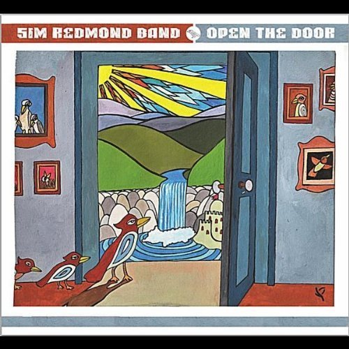 Open the Door by Sim Band Redmond (2010-06-08) Sim Redmond Band
