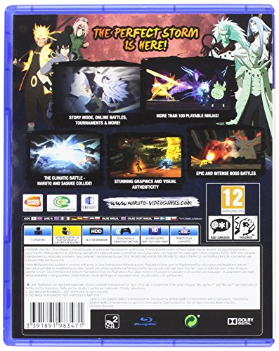 Naruto Shippuden: Ultimate Ninja Storm 4  galerija