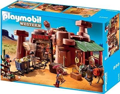 Playmobil Mina del oeste (5246)