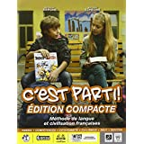 C'est parti! Vol. unico. Con e-book. Con espansione online. Con CD Audio. Per la Scuola media