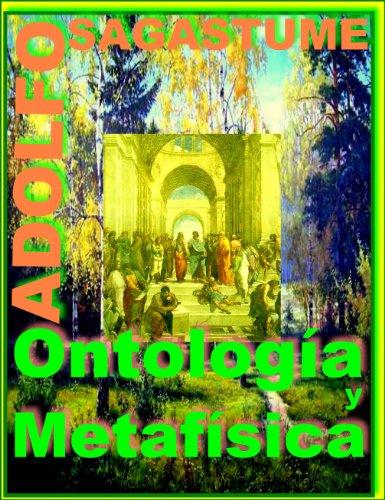 Ontología y Metafísica por Adolfo Sagastume