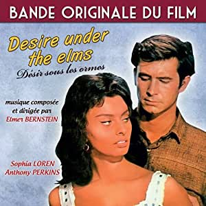 Désir sous les ormes (Desire Under The Elms) - Bande Originale du Film / BOF - OST