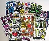 12 FANTASTISCH BLATT, BEREIT-SCHNITT, KLEBSTOFFE VINYL AUFKLEBER, GESCHENK-PAKET. #kpsw MX MOTOCROSS BMX USW + + +