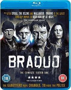 Braquo - Series 1 [Blu-ray]