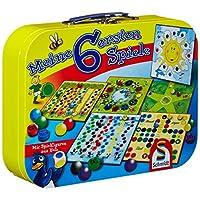 Schmidt-Spiele-40406-Meine-6-ersten-Spiele Schmidt Spiele 40406 Meine 6 ersten Spiele -