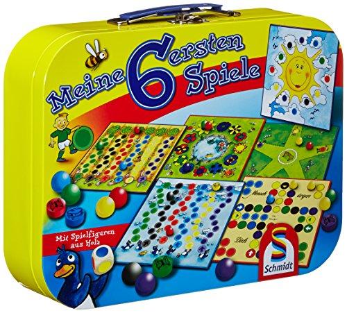 (Schmidt Spiele 40406 Meine 6 ersten Spiele)