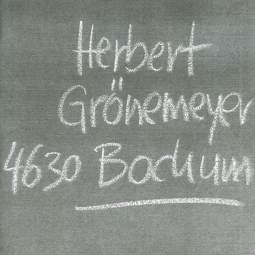 Herbert Grönemeyer: Bochum (Audio CD)