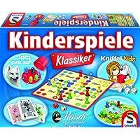 Schmidt-Spiele-49180-Kinderspiele-Klassiker-Spielesammlung Schmidt Spiele 49180 Kinderspiele Klassiker, Spielesammlung -