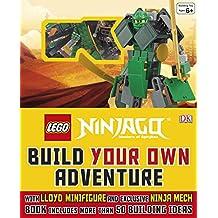 Lego Ninjago: Build Your Own Adventure (LEGO Build Your Own Adventure)