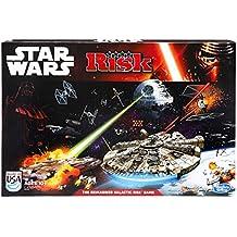 Hasbro Risk Star Wars Niños Estrategia - Juego de tablero (Estrategia, Niños, Niño/niña, 10 año(s), 60 pieza(s))
