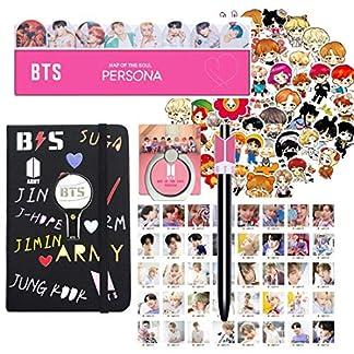 color 01 Suga tarjetas//tarjetas RM Lomo J-Hope Bangtan Boys Jungkook Jin Yuangong Exquisita Kpop BTS mapa del alma: Juego de tarjetas de fotos//tarjetas de persona Lomo V Jimin