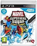 Cheapest Marvel Super Hero Squad Comic Combat (uDraw) on PlayStation 3