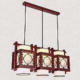 Wandun Nuova E Moderna Chinese-Style Lampadari Rustici usato  Spedito ovunque in Italia