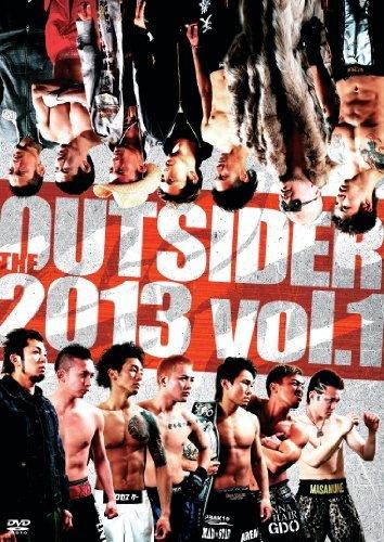 Preisvergleich Produktbild Martial Arts - The Outsider 2013 Vol.1 [Japan DVD] DSL-10050