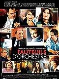 Silla de director de orquesta–Cécile De France–116x 158cm Póster Cinema Sonora