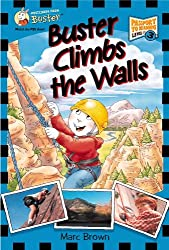 Postcards From Buster: Buster Climbs the Walls (L3)