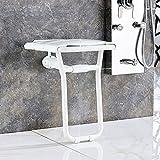 MDRW-Corrimano di sicurezzaSedie da bagno anziani, sedia bagno bagno in donne incinte, disabilitato panca per doccia, doccia sedia