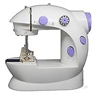 V-Art Mini Portable Sewing Machine for Home use Tailoring Stitching, Mini Sewing Machine for Home, Hand Machine for Stitching, Hand Sewing Machine Mini