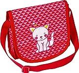 Die Spiegelburg Kleine Freunde Umhängetasche Katze Tasche Kindergarten Mädchen Rosa