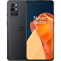 OnePlus 9R 5G (Carbon Black, 8GB RAM, 128GB Storage)