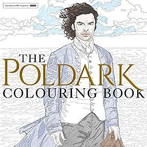 The Poldark Colouring Book