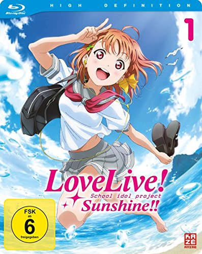 (Love Live! Sunshine! Vol. 1 [Blu-ray])