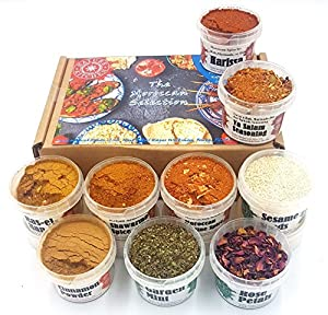 Moroccan Spice And Seasoning Selection by NATURE KITCHEN CO LTD