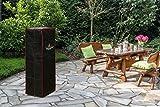 Schutzhülle für Design Terrassen Heizstrahler Fuora Q von Spartherm