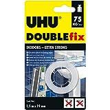 UHU 46855 Dubbel plakband, wit