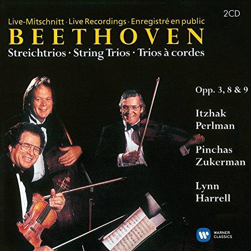 Streichtrios Op.3,8,9