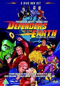 Defenders Of The Earth - Nine Exciting Tv Episodes [DVD] [2005]