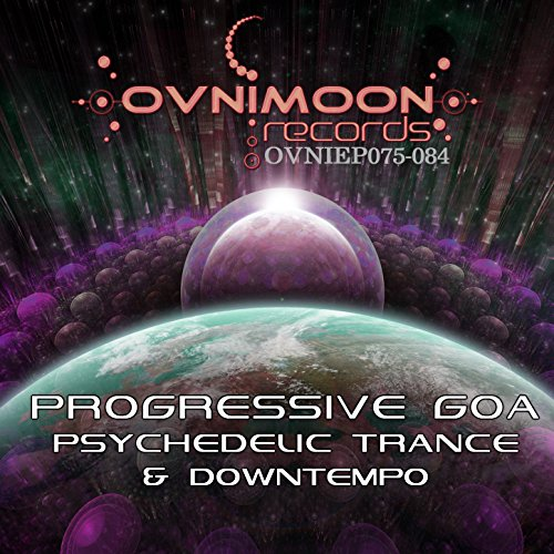 Ovnimoon Records Progressive Goa And Psychedelic Trance EP's 75-84
