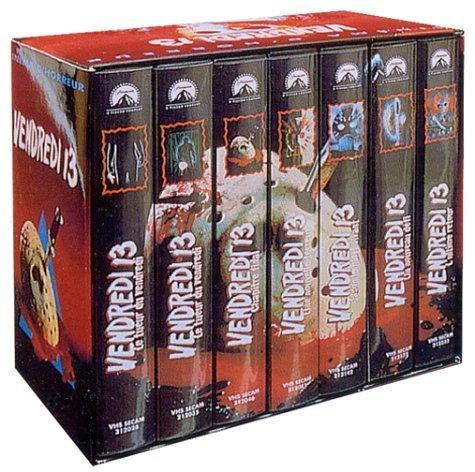 FREITAG DER 13. - Mediabook Collection Teil 2 3 4 5 6 7 8 + Remake KILLER CUT + Bonus 26 Disc BLU-RAY + DVD Limited Edition