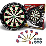 "Dartscheibe, Blade Bristle 18"" Official Size Dartboard"