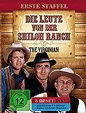 Die Leute von der Shiloh Ranch - Staffel 1 (The Virginian) [8 DVDs]