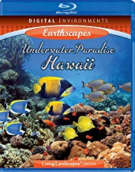 NatureVision TV's Living Landscapes Underwater Paradise Hawaii [Blu-ray]