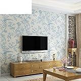 Chinesische Vlies Tapeten Study Room Wohnzimmer Esszimmer Hintergrund  Tapeten Insekten Und Vögel Wallpaper