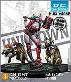 Knight Models Batman/DC Universe Miniature Game 2nd Edition Miniatures Harley Quinn Rebirth *E