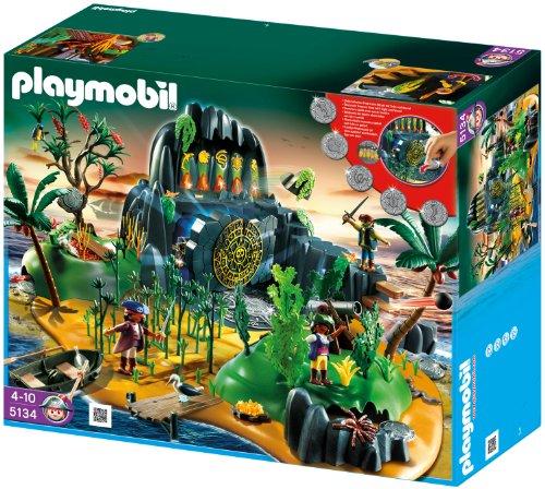 Playmobil 5134 - Abenteuerschatzinsel