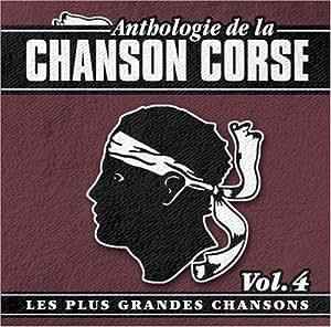Anthologie De La Chanson Corse Vol. 4