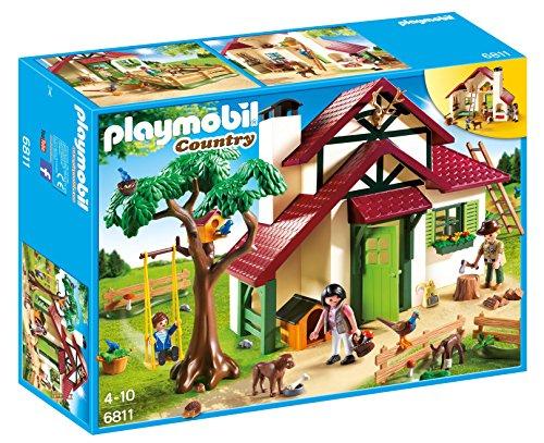 Playmobil 6811 Wildlife Forest Ranger's House
